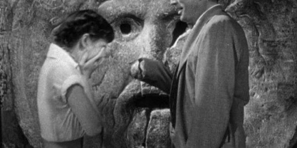 La Bocca della Verità a Roma - Vacanze Romane film in 1953