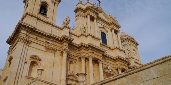 Cattedrale di Noto in Siracusa, Sicilia