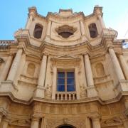 Noto in Siracusa, Sicilia