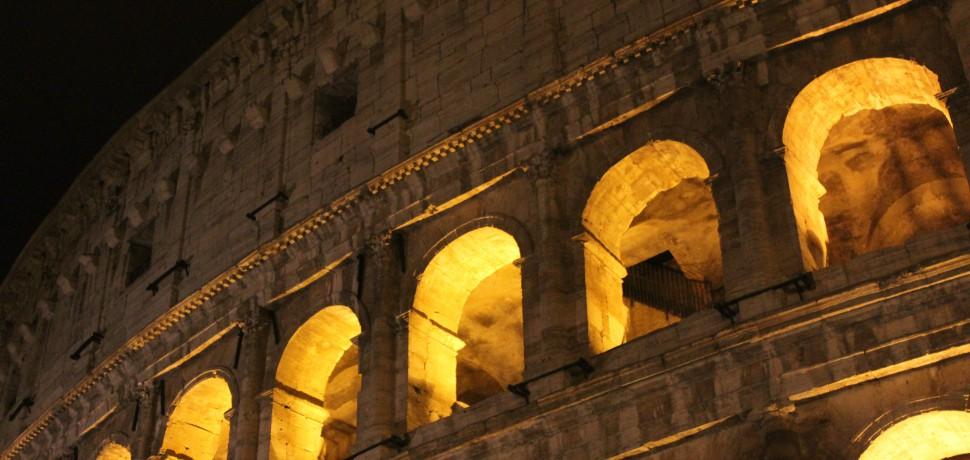Roma e la storia degli antenati