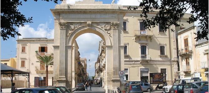 """Noto la """"capitale"""" del Barocco"""