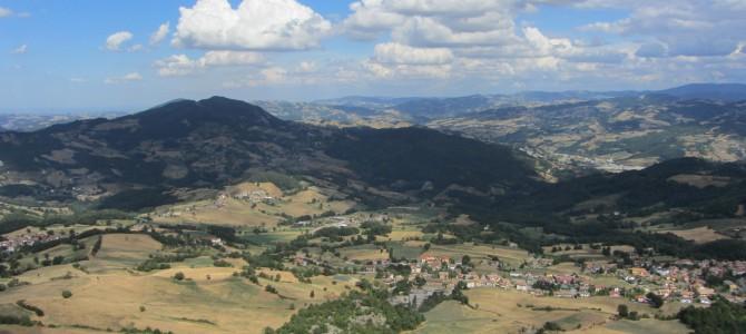 La Biscia Golosa nella campagna emiliana